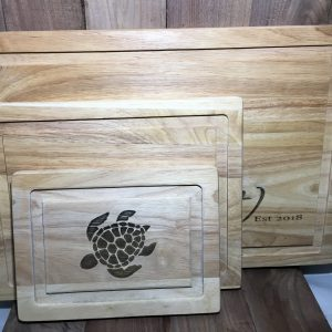 2018 10 11 22.35.37 scaled 300x300 - Custom Engraved Wood Cutting Board Set