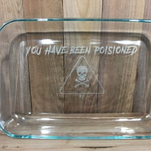 07655160 9A6C 4348 82FF BF8AF2BB16E0 300x300 - You Have Been Poisoned by Casserole Dish