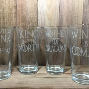 IMG 0211 300x300 - Custom Engraved Bar Glass Game of Thrones Inspired