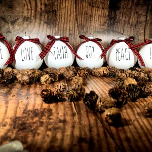 Farm House Buffalo Plaid - Designs by Dake