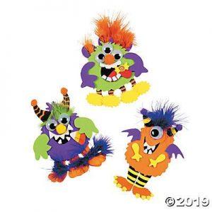 Monster Magnet Craft Kit makes 12 Crafts for Kids 300x300 - Monster Magnet Craft Kit (makes 12) Crafts for Kids