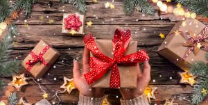 top view of woman hands with gift box royalty free image 1569524609 300x151 - Is Regifting Good or Bad?